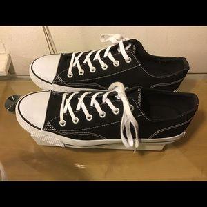 Airwalk shoes.